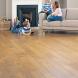 Hillingdon Elite Engineered Golden Oak Lacquered 190mm x 20/6mm Wood Flooring