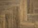 Highgate Luxury Vinyl Smoked Rigid Core Herringbone 123mm x 5/0.55mm LVT Flooring