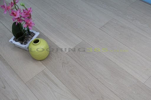 Henley Engineered Silver Grey Oak Matt Lacquered Click Lok 130mm x 14/3mm Wood Flooring