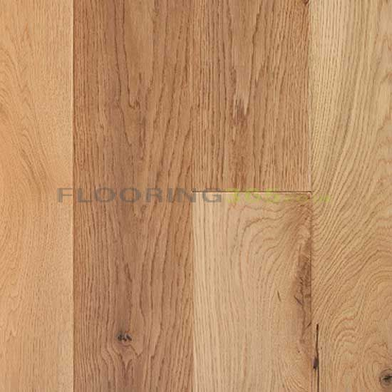 Caledonian Engineered Uist Oak Lacquered Click Lok 150mm x 14/3mm Wood Flooring (Wooden Flooring)