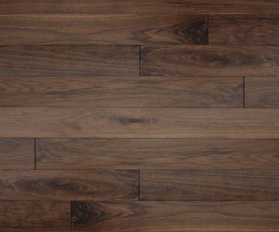 Hillingdon Engineered Walnut 125mm x 18/4mm Wood Flooring (Wooden Flooring)