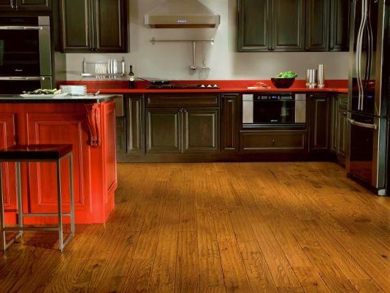 Edmonton Solid Golden Oak Oiled Handscraped 125mm X 18mm Wood Flooring (Wooden Flooring)