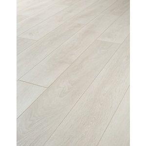 Henley Engineered White Oak Matt Lacquered Click Lok 130mm x 14/3mm Wood Flooring