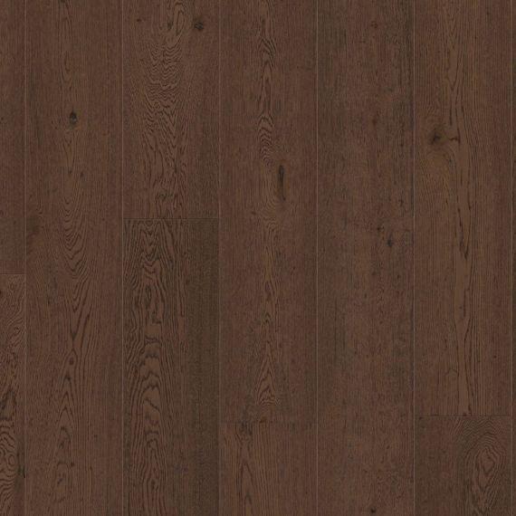 Barnworth Engineered Coffee Antique Tumbled Edge Oak Brushed & Oiled 150mm x 18/4mm Wood Flooring (Wooden Flooring)