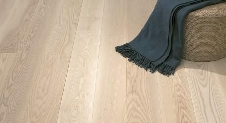Richmond Engineered Natural Oak Invisible Lacquered **PRIME** 189mm x 14/3mm Wood Flooring (Wooden Flooring)