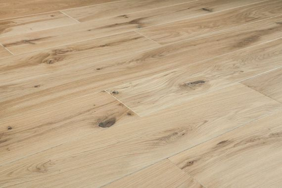 Fyfield Elite Engineered Oak Invisible Finish 190mm x 14/3mm Wood Flooring (Wooden Flooring)