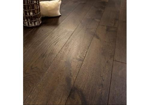 Twickenham Engineered Coffee Oak Brushed & Lacquered 220mm x 15/4mm Wood Flooring (Wooden Flooring)