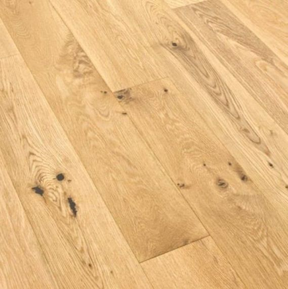 Fyfield Engineered Natural Oak Brushed and Oiled 220mm x 18/4mm Wood Flooring