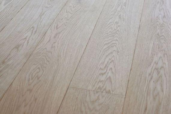 Barnworth Solid Unfinished Oak **PRIME** 114mm x 20mm Wood Flooring