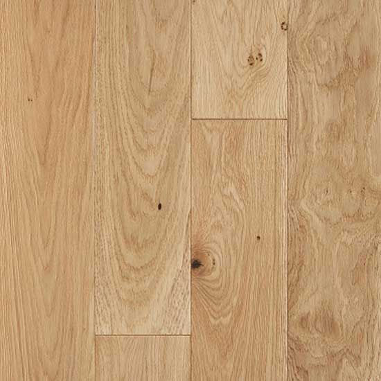Caledonian Engineered Benmore Oak Brushed and Lacquered 125mm x 18/5mm Wood Flooring (Wooden Flooring)