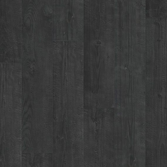Quickstep Burned Planks 12mm Impressive Ultra Laminate Flooring (Wooden Flooring)