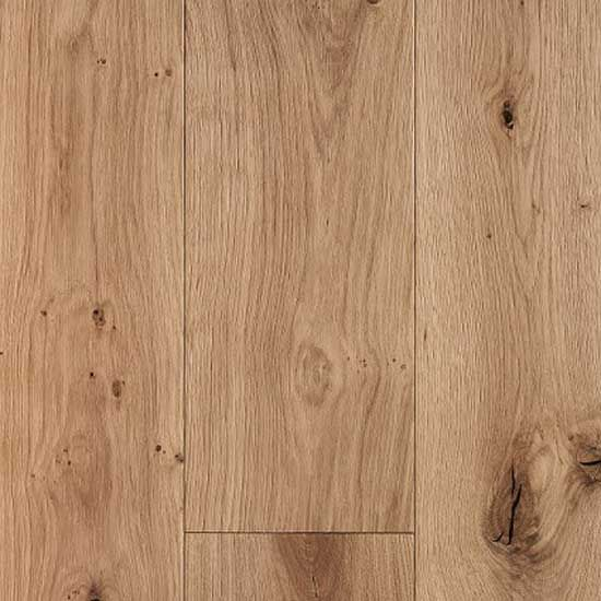 Caledonian Engineered Carron Oak Brushed and Oiled 190mm x 20/6mm Wood Flooring