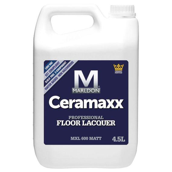 Marldon Ceramaxx Professional Floor Lacquer Satin
