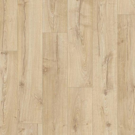Quickstep Classic Oak Beige 8mm Impressive Laminate Flooring