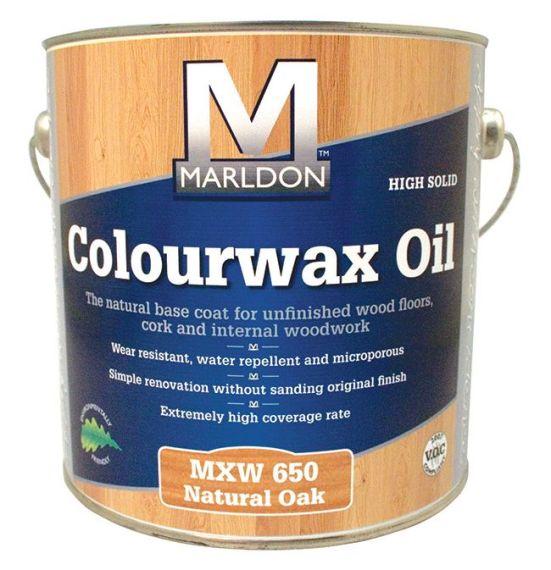 Marldon Colourwax Oil