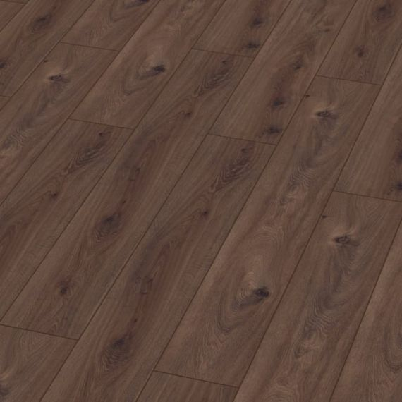 Kronotex Exquisite 8mm Prestige Dark Oak Laminate Flooring