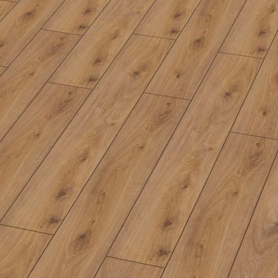 Kronotex Exquisite 8mm Prestige Light Oak Laminate Flooring