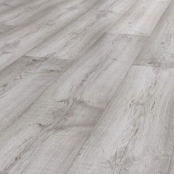Krono Vario+ 12mm 4V Groove Dartmoor Oak Laminate Flooring (Wooden Flooring)