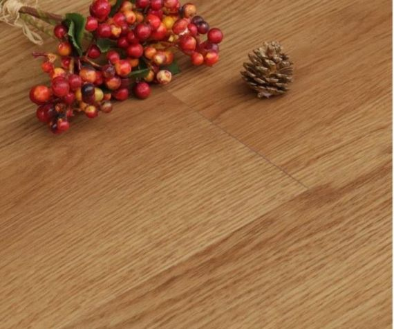 Hillingdon Luxury Vinyl English Oak 178mm x 6.5/0.5mm LVT Flooring (Wooden Flooring)