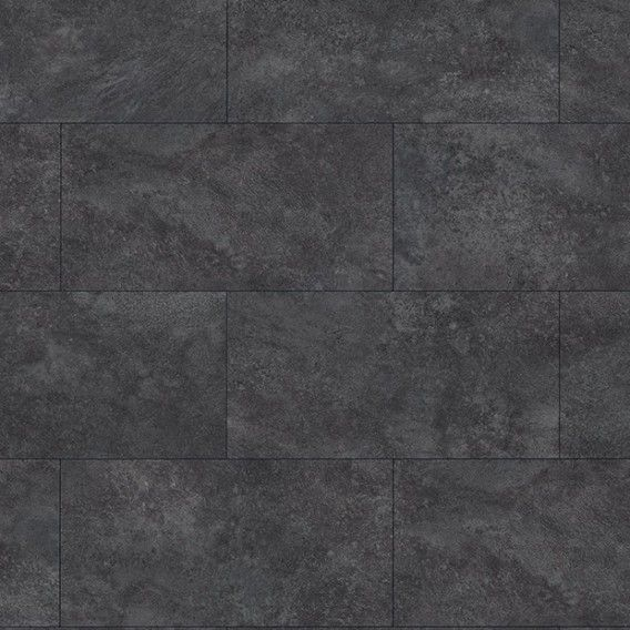 Egger Kingsize 8mm Aqua Plus Cremento Black Laminate Flooring - EPL003 (Wooden Flooring)