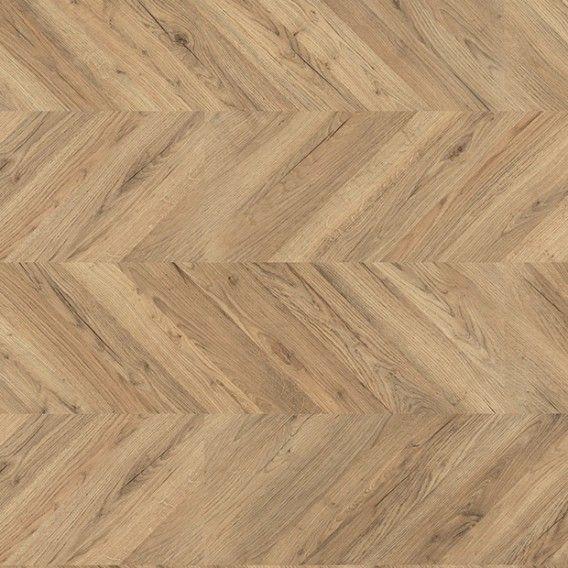 Egger Kingsize 8mm Dark Rillington Oak Laminate Flooring - EPL012 (Wooden Flooring)