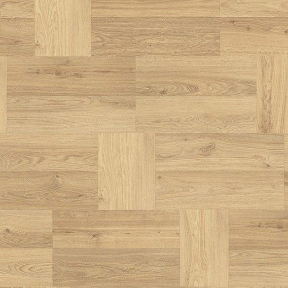 Egger Kingsize 8mm Natural Clifton Oak Laminate Flooring - EPL058 (Wooden Flooring)