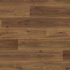 Egger 8mm Aqua Plus Dark Langley Walnut Laminate Flooring - EPL067 (Wooden Flooring)