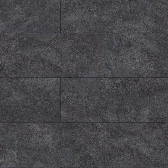 Egger Kingsize 8mm Aqua Plus Dark Santino Stone Laminate Flooring - EPL127 (Wooden Flooring)