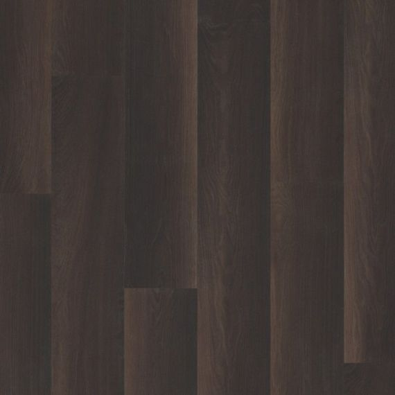 Quickstep Fumed Oak Dark Saw Cut Oak Natural 9.5mm 2V Perspective Wide Laminate Flooring
