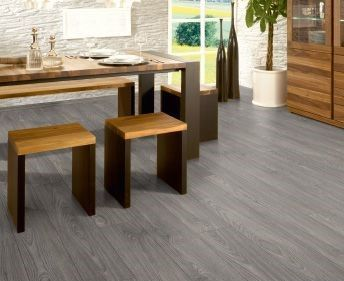 Richmond Engineered Slate Grey Oak 189mm x 14/3mm Wood Flooring (Wooden Flooring)