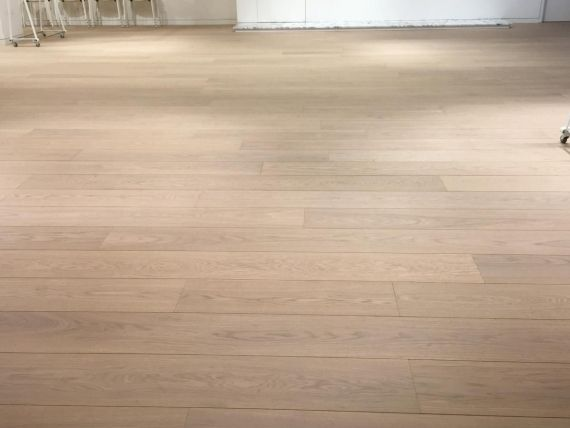 Richmond Engineered White Oak Lacquered **PRIME** 189mm x 14/3mm Wood Flooring (Wooden Flooring)