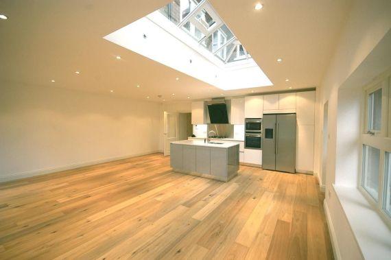Richmond Engineered Smoked Oak Brushed & Oiled 189mm x 15/4mm Wood Flooring (Wooden Flooring)