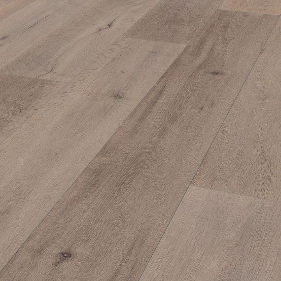 Krono Supernatural Classic 8mm Wolfsback Oak 4V Groove Laminate Flooring (Wooden Flooring)