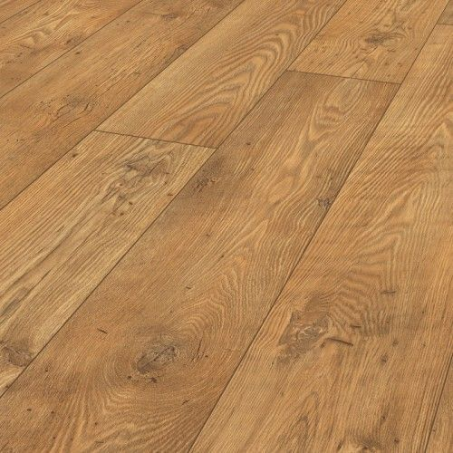 Krono Vintage Classic 10mm Tawny Chestnut 4V Groove Handscraped Laminate Flooring