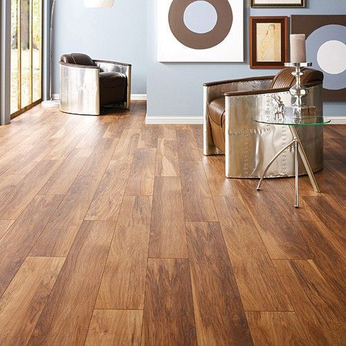 Krono Vintage Classic 10mm Appalachian Hickory 4V Groove Handscraped Laminate Flooring