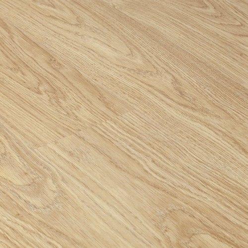 Krono Original Vario 8mm 4V Groove Light Varnished Oak Laminate Flooring (Wooden Flooring)