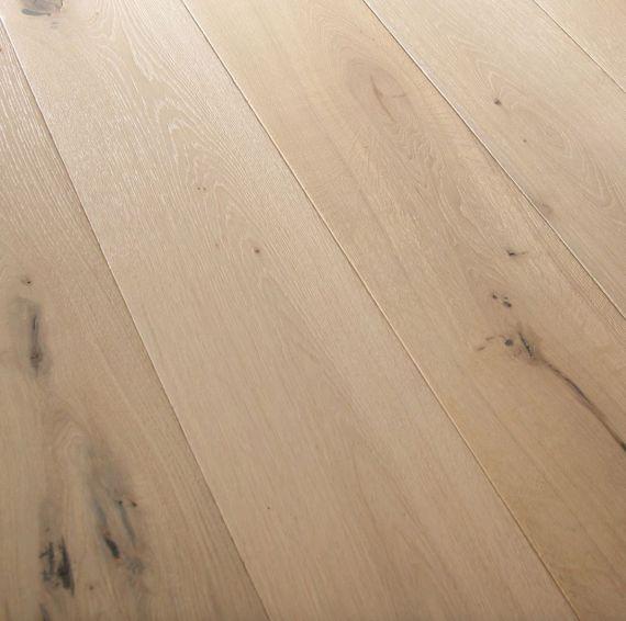 Kahrs Engineered Calce Light Oak 189mm x 14/3mm Click Lok Wood Flooring (Wooden Flooring)