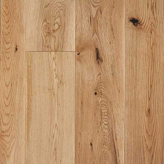 Caledonian Engineered Lewis Oak Matt Lacquered Click Lok 150mm x 14/3mm Wood Flooring (Wooden Flooring)