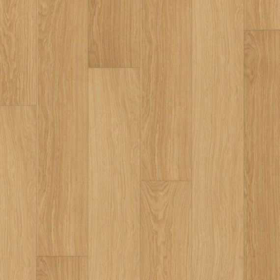 Quickstep Natural Varnished Oak 12mm Impressive Ultra Laminate Flooring (Wooden Flooring)