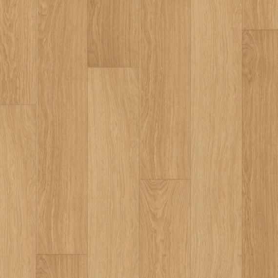 Quickstep Natural Varnished Oak 8mm Impressive Laminate Flooring