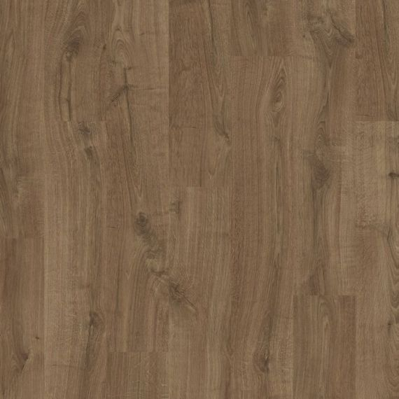 Quickstep Newcastle Oak Brown 8mm Eligna Laminate Flooring (Wooden Flooring)