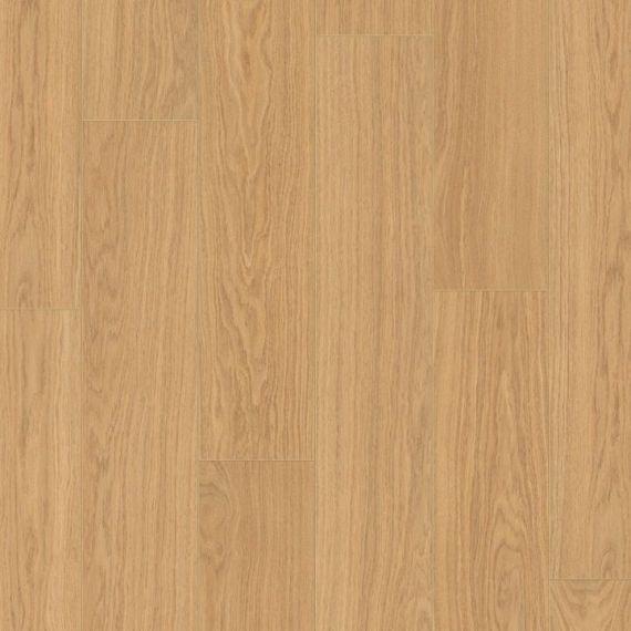 Quickstep Natural Oak Oiled 9.5mm Perspective Wide Laminate Flooring (Wooden Flooring)