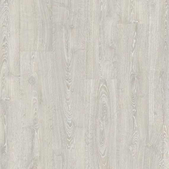 Quickstep Old White Natural Oak 8mm Elite Laminate Flooring (Wooden Flooring