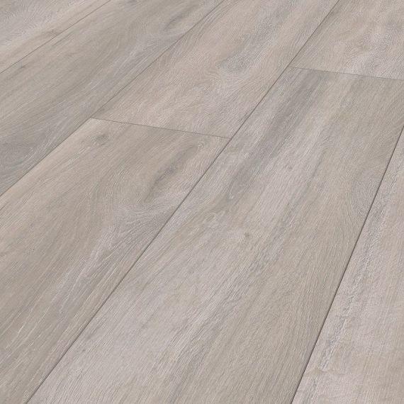 Krono Original Vario 8mm 4V Groove Rockford Oak Laminate Flooring (Wooden Flooring)