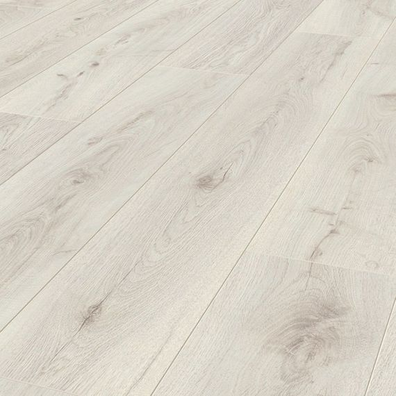 Krono Vintage Long 10mm 4V Groove Chantilly Oak Laminate Flooring (Wooden Flooring)
