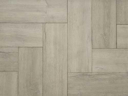 Highgate Luxury Vinyl Grey Rigid Core Herringbone 123mm x 5/0.55mm LVT Flooring