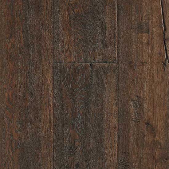 Caledonian Engineered Westray Oak Brushed and Oiled Click Lok 190mm x 14/3mm Wood Flooring (Wooden Flooring)