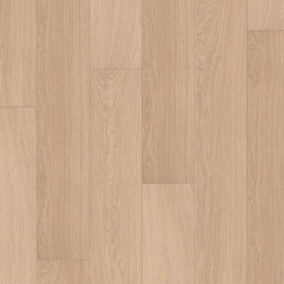 Quickstep White Varnished Oak 12mm Impressive Ultra Laminate Flooring (Wooden Flooring)