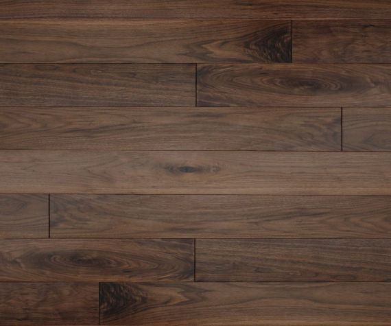 Hillingdon Engineered Walnut 125mm x 18/4mm Wood Flooring (Wooden Flooring)