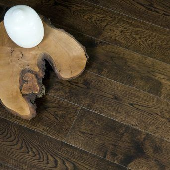 Twickenham Engineered Coffee Oak Brushed & Lacquered 125mm x 14/3mm Wood Flooring (Wooden Flooring)